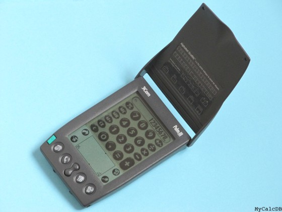 The Palm III , introduced in 1998