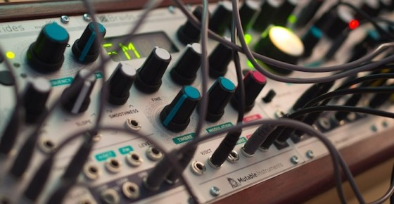 All Mod Cons: The recent work of the Bhaji Loops creator is the Mutable line of original synthesizer modules.