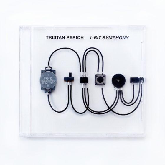 Tristan Perich - 1-Bit Symphony - Cover
