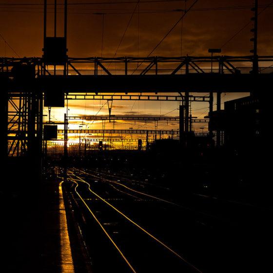 Sun & Rail